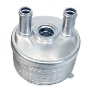 Gearbox Oil Cooler for Audi A3, TT, VW Beetle, Golf, Jetta, Passat, Touran,Seat Altea, Leon, Toledo, Skoda Octavia