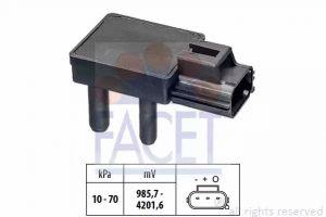 DPF (Exhaust Pressure) Sensor FACET 10.3277