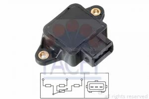 Throttle Position Sensor FACET 10.5002