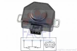 Throttle Position Sensor FACET 10.5078