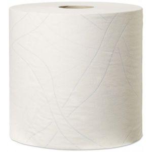 2 Ply Premium Wiping Paper Plus - White - 255m Combi Roll