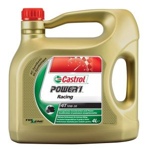 Power 1 Racing 4T - 4 Stroke - 10W-30 - Fully Synthetic - 4 Litre