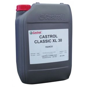 Castrol Classic Engine Oil XL30 - 20 Litre (For pre-1950 veteran, vintage, classic cars and motorcycles)