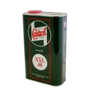 Castrol Classic Engine Oil XXL40 - 1 Litre (For pre-1950 cars and pre-1970 motorcycles)