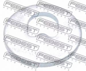 Plate for Suspension Arm Camber Correction Bolt FEBEST 2130-001