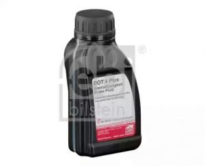 DOT 4 Plus Brake Fluid 250ml FEBI BILSTEIN 26748