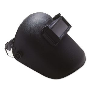 Flip-Up Welding Head Mask - Black