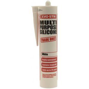 Multi Purpose Silicone - White - 290ml
