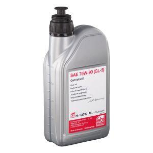 1L Yellow 75W-90 Transmission Gearbox Oil FEBI BILSTEIN 32590