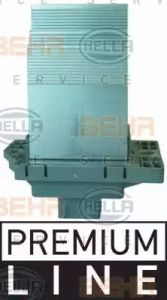 Heater Blower Regulator HELLA 5HL 351 321-481