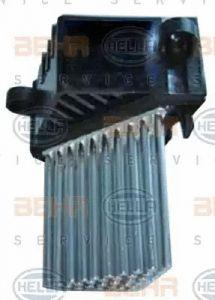 Heater Blower Regulator HELLA 5HL 351 321-511