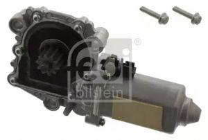 Left Window Regulator Motor FEBI BILSTEIN 35605