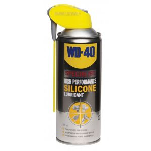 WD-40 Specialist Silicone Lubricant - 400ml