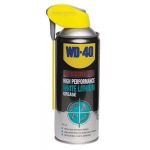 WD-40 Specialist White Lithium Grease - 400ml