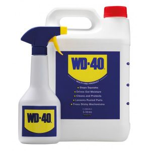 WD-40 With Spray Applicator - 5 Litre