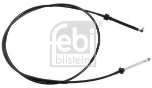 Manual Gear Shift Cable FEBI BILSTEIN 45343