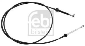 Manual Gear Shift Cable FEBI BILSTEIN 48394
