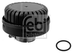 Silencer, compressed-air system FEBI BILSTEIN 48693