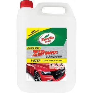 Zip Wax - Wash and Wax - 5 Litre