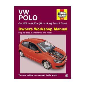 VW Polo Petrol And Diesel Manual 2009-2014 - Car Manual