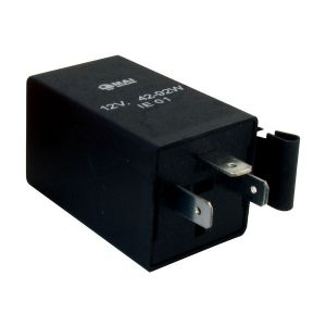 Flasher Relay - 12V - 92A - 3-Pin - Clip Type