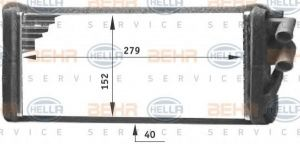 Rear Brake Power Regulator - A.B.S. 64142