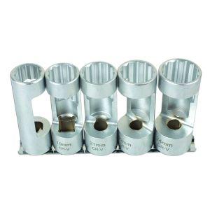 Strut Nut Socket Set - Metric - 5 Piece