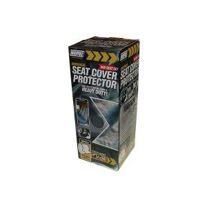Van Seat Cover Waterproof - Set - Grey