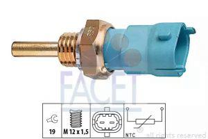 Oil Temperature Sensor FACET 7.3239