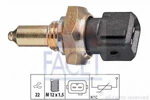 Oil Temperature Sensor FACET 7.3272