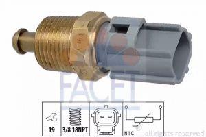 Oil Temperature Sensor FACET 7.3363