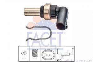 Coolant Temperature Sensor FACET 7.3387