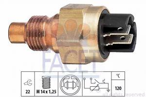 Coolant Temperature Sensor FACET 7.3523