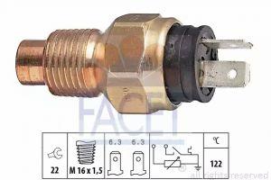 Coolant Temperature Sensor FACET 7.3525