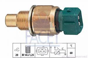 Coolant Temperature Sensor FACET 7.3560