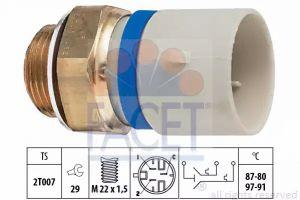 Radiator Fan Temperature Switch FACET 7.5701