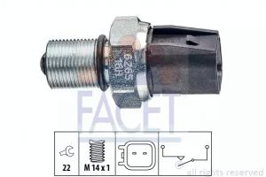 Reverse Light Switch FACET 7.6265