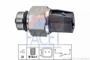 Reverse Light Switch FACET 7.6267