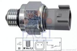 Reverse Light Switch FACET 7.6272