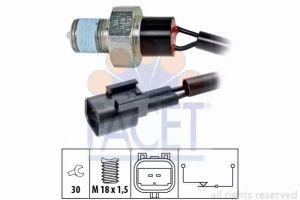 Reverse Light Switch FACET 7.6311