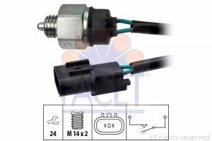 Reverse Light Switch FACET 7.6313