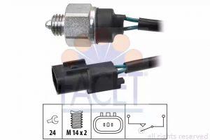 Reverse Light Switch FACET 7.6315