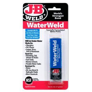 J-B Weld Water Weld Epoxy Putty Stick - Pack of 6