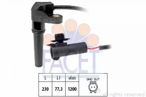 Speed Sensor FACET 9.0617