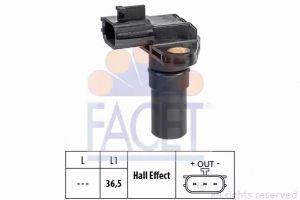 Speed Sensor FACET 9.0649
