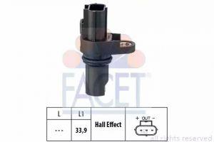 Speed Sensor FACET 9.0745