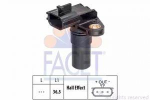 Speed Sensor FACET 9.0775