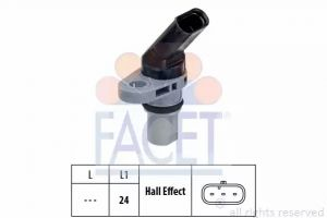 Speed Sensor FACET 9.0778