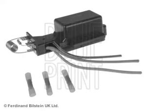 Relay, radiator fan castor BLUE PRINT ADB111402