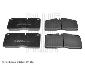 Brake Pad Set BLUE PRINT ADN142158